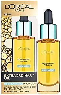 L'Oreal Paris Extraordinary Rebalancing Facial Oil 30ml (Pack of 6) - ロレアルパリ臨時リバランスフェイシャルオイル30ミリリットル x6 [並行輸入品]