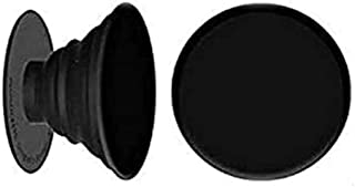 Pop Socket Grip for Mobile Phone with Stand, Holder for Smartphones , Mobile Phone Hand Grip , Black