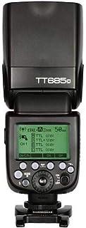Godox TT685C ThinkLite C high speed 1 8000s GN60 flash for Canon EOS camera E-TTL II black