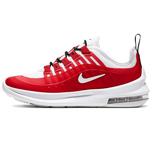 Nike Air Max Axis - Zapatillas deportivas bajas unisex para niños Rojo Size: 37.5 EU