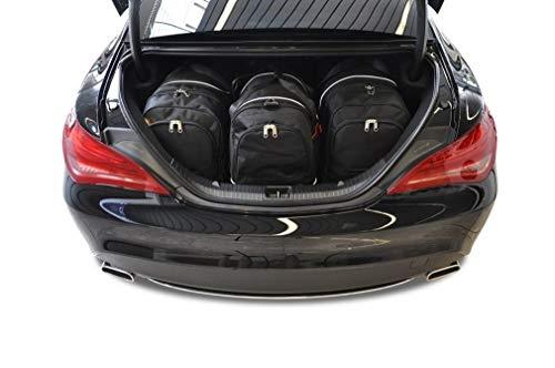KJUST Reisetaschen 4 STK kompatibel mit Mercedes-Benz CLA Coupe C117 2013 - 2018