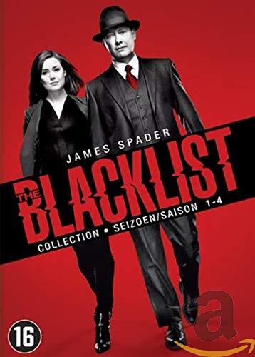 Blacklist - Seizoen 1-4 (1 DVD)