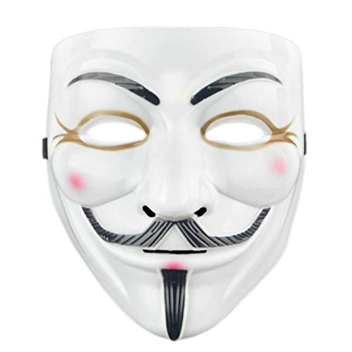 Masker Purge carnaval party kostuum cosplay decoratie Halloween griezelig masker griezelig E