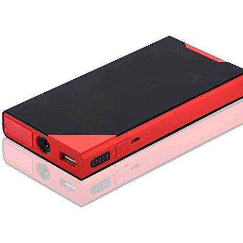 JJSFJH Mini portable multifonction voiture Jump démarrage d'alimentation Chargeur de batterie...
