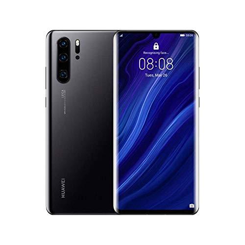 "Smartphone Huawei P30 Pro 256GB 6,47"" 4G Câmera Tripla 40MP+20MP+8MP 8GB Dual Chip Preto"
