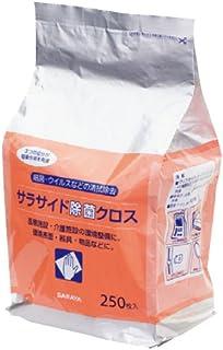 サラサイド除菌クロス(詰替) 51685(250マイイリ) サラヤ