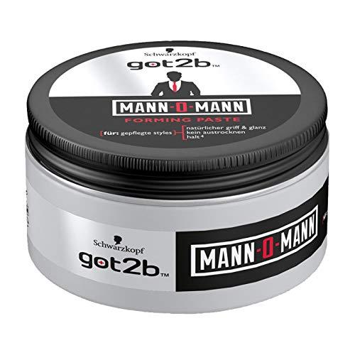 got2b Paste MANN-O-MANN Forming Halt, 100-ml-Stück