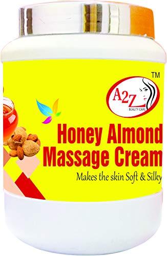 A2Z HONEY ALMOND FACIAL MASSAGE CREAM 900ML