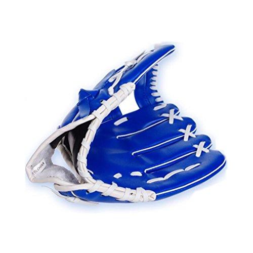 Luva de beisebol Pixnor Profissional de beisebol de 10,5 polegadas, luva de mão esquerda