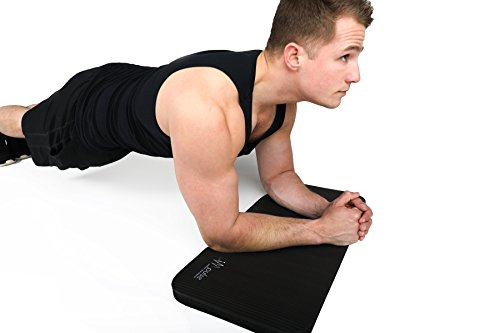 Impulse Fitness Knee Mat - Extra Thick and Soft 1' (25mm) Pad Provides...