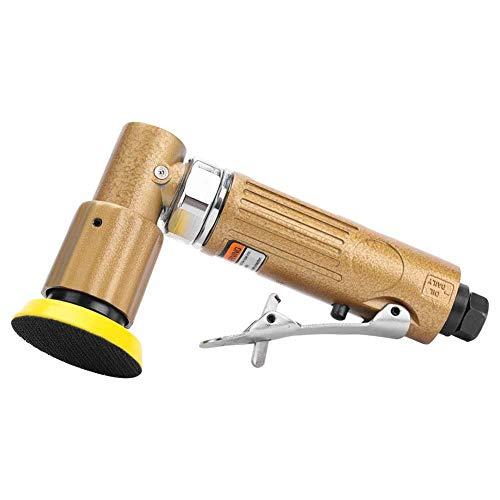 Lijadora de ángulo de aire, pulidora de ángulo de aire con diseño de codo, tratamiento de espejo de pulido de alta precisión para pulir