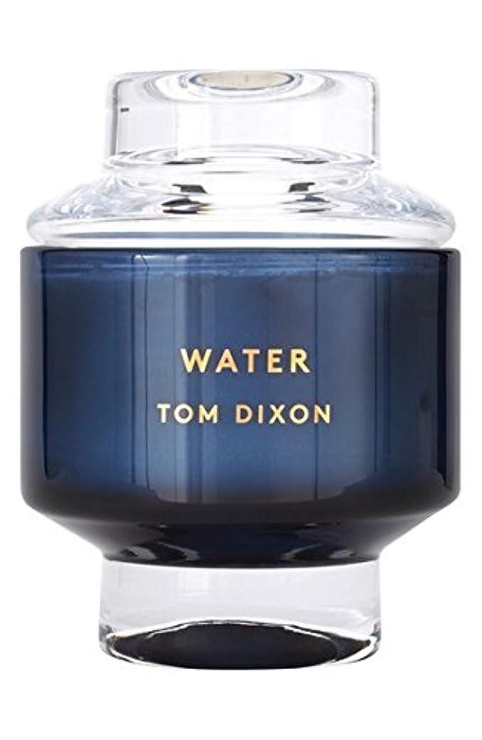 機関文字通り店員Tom Dixon 'Water' Candle (トム ディクソン 'ウオーター' キャンドル中)Midium