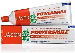 [Jason ] ジェイソンPowersmile歯磨き粉の170グラム - Jason Powersmile Toothpaste 170g [並行輸入品]