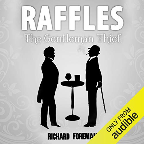 Raffles: The Gentleman Thief cover art