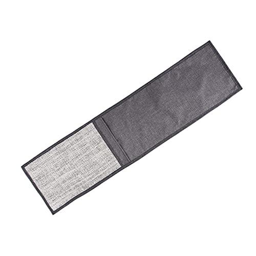 Bettying Alfombrilla antiarañazos para gatos, protección contra arañazos, sofá, alfombra de sisal para gatos, sofá, sillón, antiarañazos