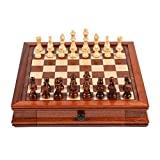 Universal Chess Set - FUN+1 TOYS! For All Ages and Entry Levels - Ideal for adults of all playing level skills and perfect kids game for younger learners and junior masters. Educational and Fun Game - A great alternative to modern electronic gadgets,...