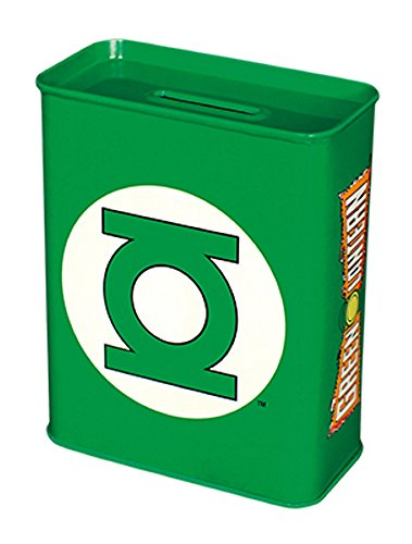 DC Comics–Green Lantern–Chapa de hucha–Logo