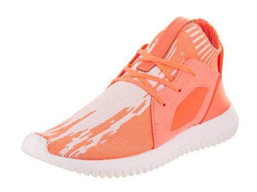 adidas Women's Tubular Defiant PK Originals Sun Glow/Footwear White Running Shoe 8.5 Women US