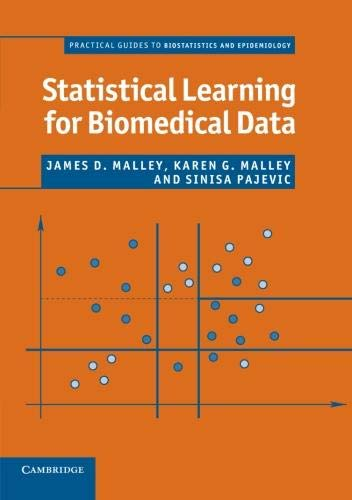 Download Statistical Learning for Biomedical Data (Practical Guides to Biostatistics and Epidemiology) 0521699096