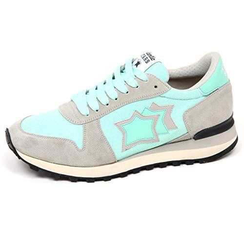 AE7/_ATLA Scarpe Sneakers ATLANTIC STARS 39 donna Bianco 39