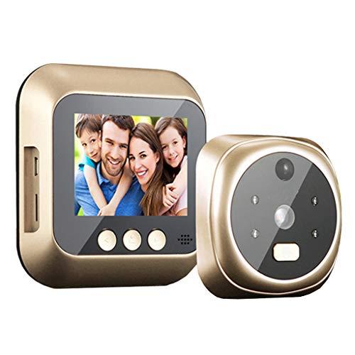 B Blesiya 2,8 Zoll Digitaler Türspion Kamera mit Bewegungsmelder und Nachtsicht - Typ 1
