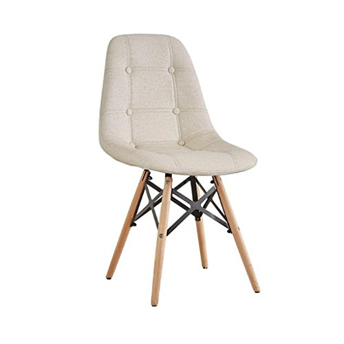 ZJ Estable Silla Creatividad Moderno Simple Estudio Silla de Oficina Escritorio Taburete Respaldo Silla de Comedor for Adultos Único (Color : 7)