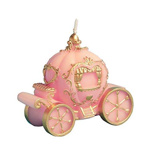 Pumpkin Carriage Birthday Candles Princess Birthday Candles