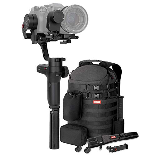 Zhiyun WEEBILL LAB 3-axis Handheld Gimbal Stabilizer for Sony A7S A7M3 A7R3 A7R2 A7S2...