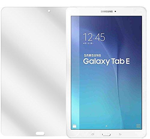 dipos I 2X Schutzfolie klar kompatibel mit Samsung Galaxy Tab E 9.6 Folie Bildschirmschutzfolie