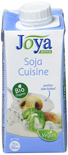 Joya Bio Soja Cooking Cream, 15er Pack (15 x 200 ml), 2001