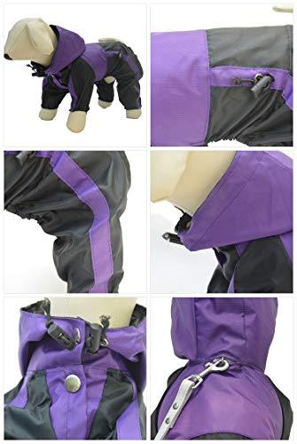 Kerbl dog  Raincoat with legs