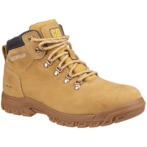 Caterpillar Damen Mae Safety Schuhe zum Schnüren (39 EU) (Honig)