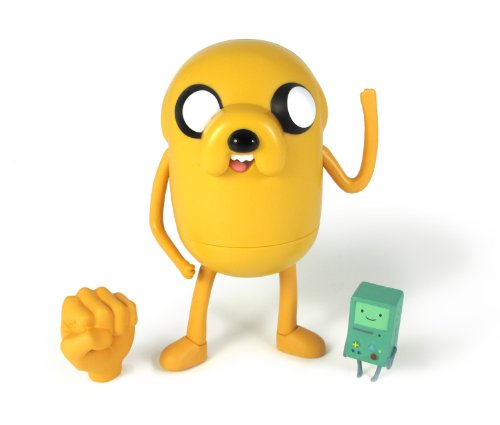 Adventure Time 5' Jake with Stretch Arms with Accessories
