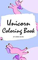 Unicorn Coloring Book for Kids: Volume 2 (Small Hardcover Coloring Book for Children)