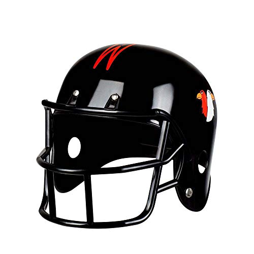 Boland 01393 - Helm American Football, für Erwachsene, Super Bowl, Rugby, Sport, Kopfbedeckung, Accessoire, Motto Party, Karneval