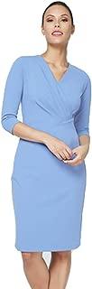 Nora Gardner Leyla Wrap Dress