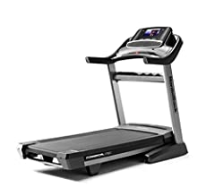 Interactive personal training at home powered by iFit; 1 year iFit membership included with your treadmill; Gain access to on demand, interactive trainer led global and studio workout programs ($396 value) 10 inches HD smart touchscreen display provi...