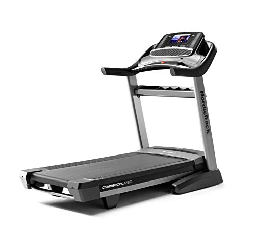 "NordicTrack Commercial Series 10"" HD Touchscreen Display Treadmill 1750 Model + 1 Year iFit Membership"