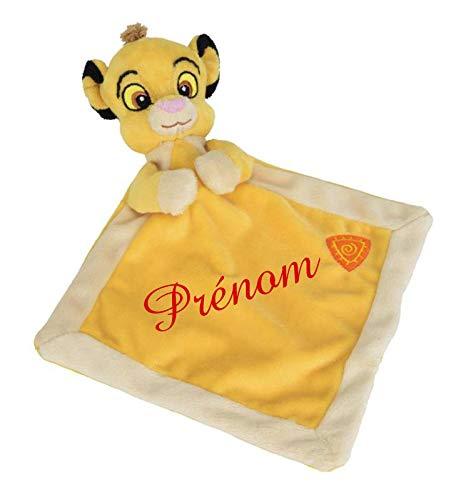 Ensemble de Dors Bien et Bonnet Simba B/éb/é Gar/çon Disney Le Roi Lion