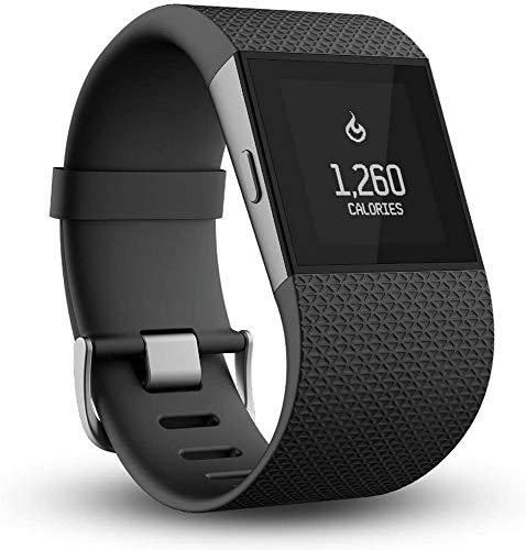 Fitbit Surge - Smartwatch, color azul, talla S