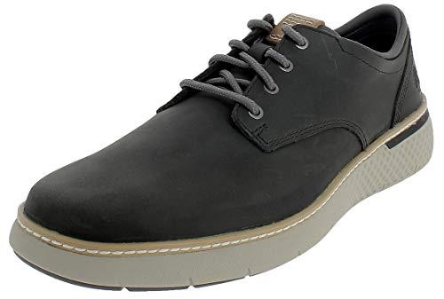 Timberland A1SQP Cross Mark Oxford dunkelgrün Schuhe Herren Sneakers Lederschnürsenkel 49