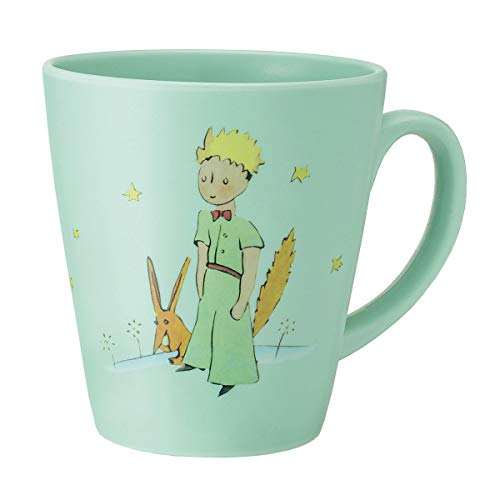 Petit Jour Paris - PP977VP - Grand mug vert Le Petit Prince - Parfait pour commencer la journée !