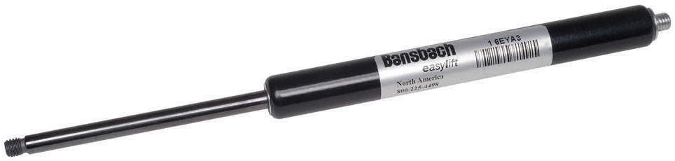 BANSBACH EASYLIFT AF640-060 Gas Miami Mall Branded goods Spring Steel Threa 30 Force Rod