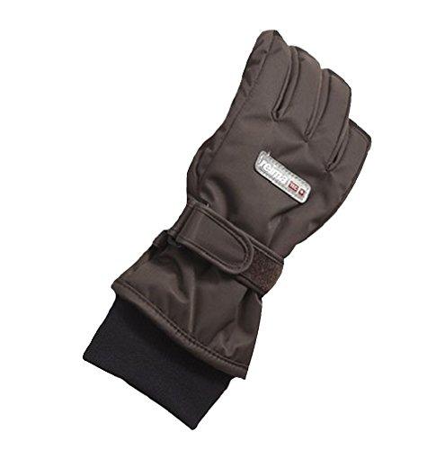 Reima Funktions Handschuh Reimatec® - Fingerhandschuhe braun #HA1 (8, braun)