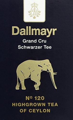 Dallmayr Grand Cru Schwarztee - Nr. 120 Highgrown Tea of Ceylon, 1er Pack (1 x 100 g )