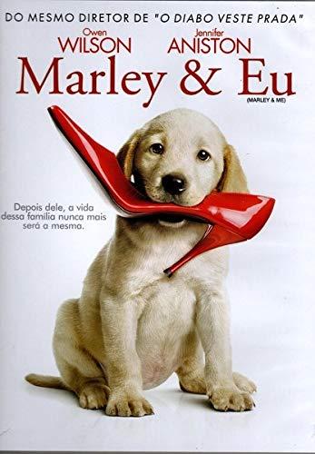 DVD Marley E Eu Jennifer Aniston