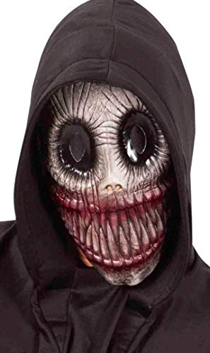 Rubies Máscara Malvado Risitas, Multicolor, STD para Hombre