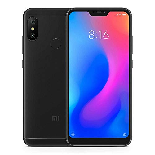 Xiaomi Mi A2 Lite Smartphone da 64 GB, Nero