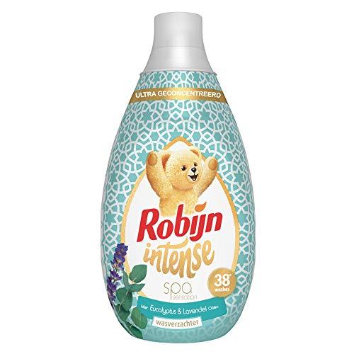 Pak van 6 - Robijn wasverzachter geconcentreerd - Spa Sensation - 38 wasbeurten - 570 ml