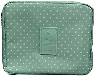 Large Capacity Oxford Cloth Organizer Waterproof Portable Makeup Bag Women Cosmetic Bag Travel Necessity Beauty Case Bag